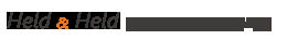 logo held und held