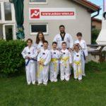 Kindercamp Gruppe