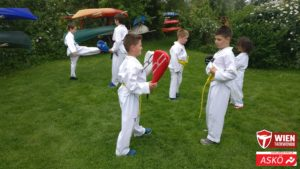 Kindercamp Training