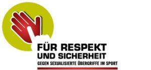 Logo Respekt und Sicherheit