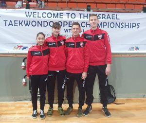 Team in Israel