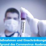 Corona Virus Web Warning