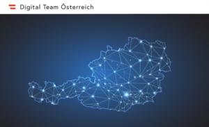 digital team österreich netzwerk mit logo